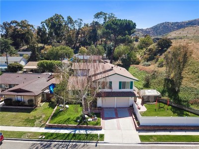 Simi Valley Single Family Home For Sale: 604 Sandy Avenue