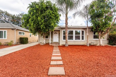 Encino Single Family Home Sold: 5346 Forbes Avenue