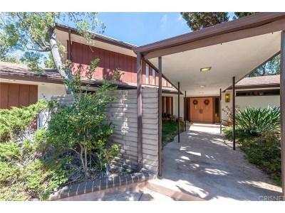 Tarzana Single Family Home For Sale: 19107 Sarita Place