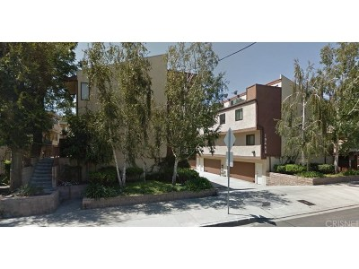 Reseda CA Condo/Townhouse For Sale: $500,000