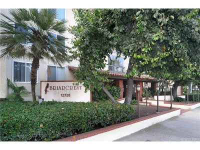 Valley Village Condo/Townhouse For Sale: 12720 Burbank Boulevard #215