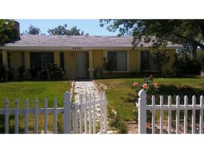 Littlerock Single Family Home For Sale: 36937 95th Street East