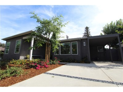 Woodland Hills Single Family Home Sold: 23018 Leonora Drive