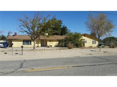 Littlerock Single Family Home For Sale: 10105 East Avenue Q14