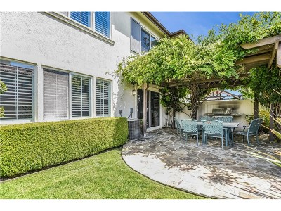 Los Angeles County Condo/Townhouse For Sale: 24314 Allori Way