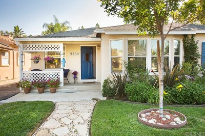 Encino Single Family Home For Sale: 5330 Forbes Avenue