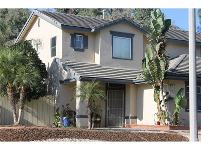 Sylmar Single Family Home For Sale: 12105 Edgecliff Avenue