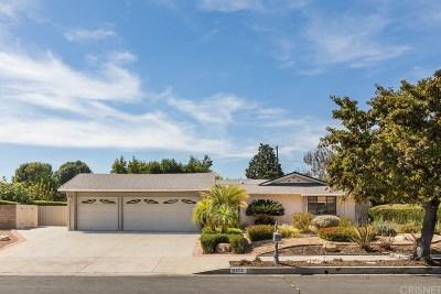 Northridge Single Family Home For Sale: 9313 Wish Avenue