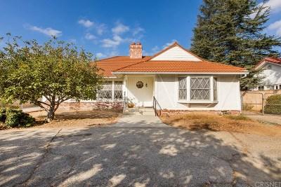 Tarzana Single Family Home For Sale: 5807 Donna Avenue