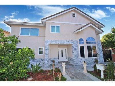 Canoga Park Single Family Home For Sale: 6963 De Soto Avenue