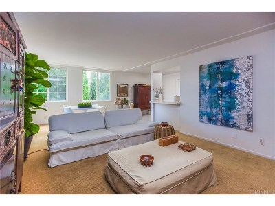 Sherman Oaks Condo/Townhouse For Sale: 5050 Coldwater Canyon Avenue #209
