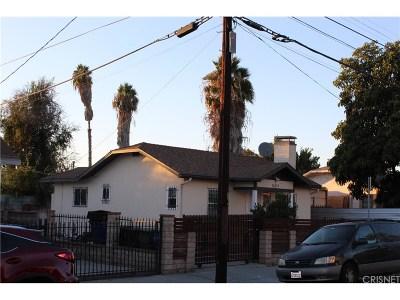 Los Angeles Single Family Home For Sale: 1679 South Rimpau Boulevard