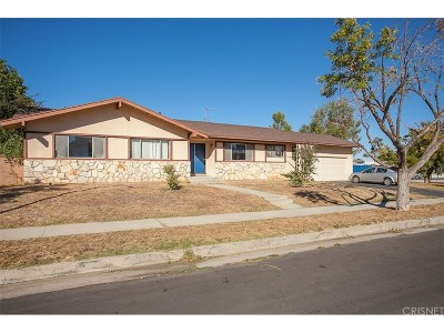 West Hills Single Family Home For Sale: 23401 Strathern Street