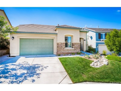 Canyon Country Single Family Home For Sale: 26893 Cherry Willow Drive