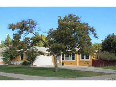 Reseda Single Family Home For Sale: 6730 Capps Avenue