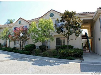 Calabasas Condo/Townhouse For Sale: 4201 Las Virgenes Road #113