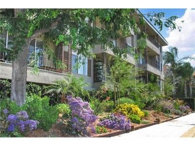 Toluca Lake Condo/Townhouse For Sale: 10707 Camarillo Street #216