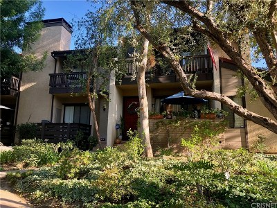 Woodland Hills Condo/Townhouse Sold: 21901 Burbank Street #220