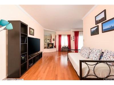 Encino Condo/Townhouse For Sale: 17914 Magnolia Boulevard #313