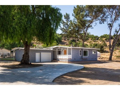 Moorpark Single Family Home For Sale: 3979 Hitch Boulevard