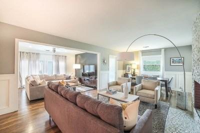 Valley Village Single Family Home For Sale: 5857 Radford Avenue