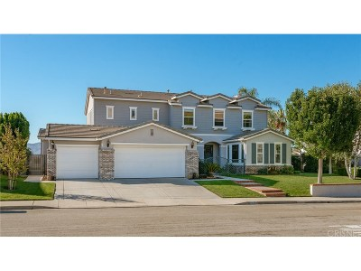 Simi Valley Single Family Home For Sale: 5434 Evening Sky Drive