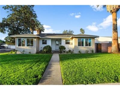 Granada Hills Single Family Home For Sale: 15855 Devonshire Street