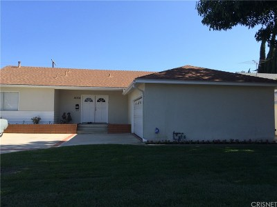 Granada Hills Single Family Home For Sale: 16308 San Jose Street