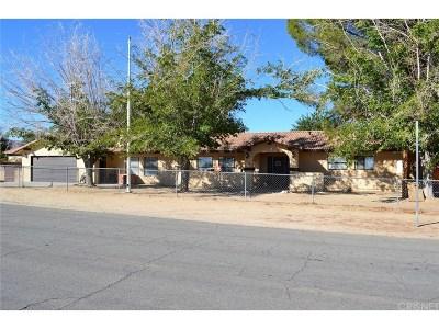 Littlerock Single Family Home For Sale: 35335 89th St E East
