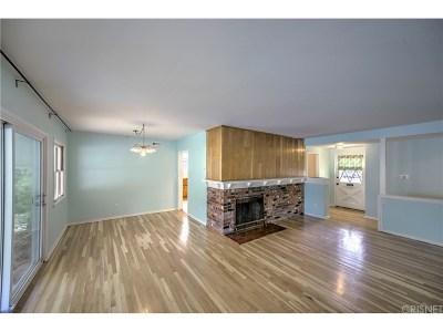 Reseda Single Family Home For Sale: 19619 Hamlin Street