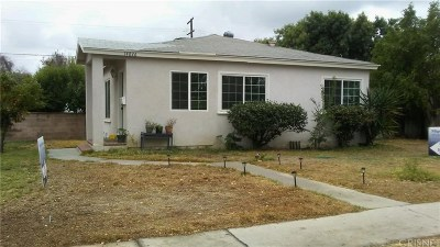 Van Nuys Single Family Home For Sale: 14826 Covello Street