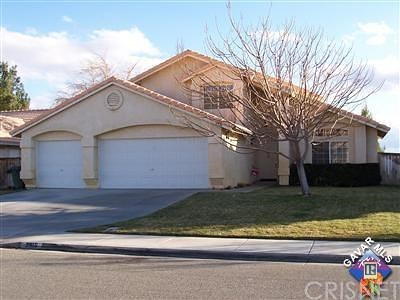 Rosamond Single Family Home For Sale: 2916 Owens Way