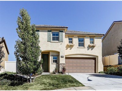 Canyon Country Single Family Home For Sale: 26948 Cherry Willow Drive