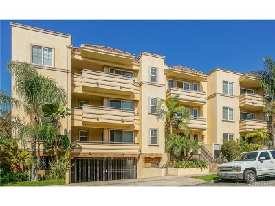 Burbank Condo/Townhouse For Sale: 549 East Palm Avenue #303
