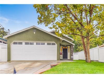 Sunland Single Family Home For Sale: 10239 Russett Avenue