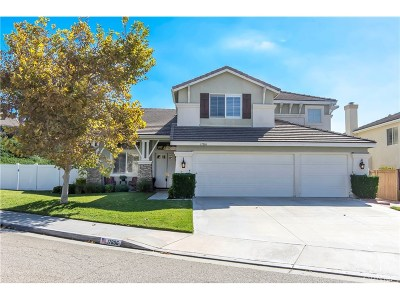 Canyon Country Single Family Home For Sale: 17806 Timber Branch Place