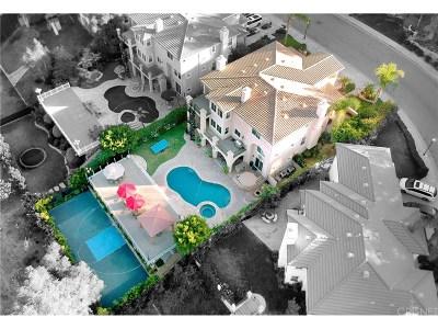 Northridge Single Family Home For Sale: 9652 Paso Robles Avenue