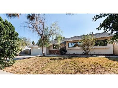 Granada Hills Single Family Home For Sale: 16460 Blackhawk Street