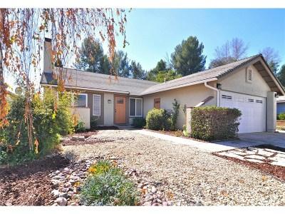 Los Angeles County Single Family Home For Sale: 22914 Calvello Drive