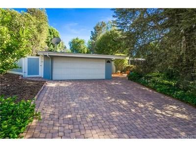 Woodland Hills Rental For Rent: 4950 Calderon Road