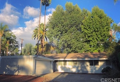 Woodland Hills Single Family Home Sold: 6434 Jumilla Avenue