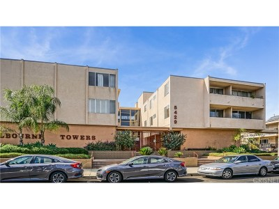 Encino Condo/Townhouse For Sale: 5429 Newcastle Avenue #108