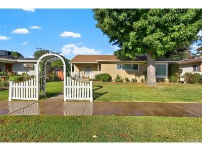 Granada Hills Single Family Home For Sale: 10115 Collett Avenue