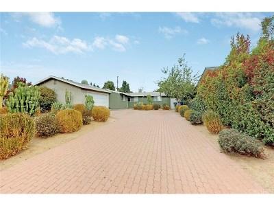 Granada Hills Single Family Home For Sale: 10814 Aqueduct Avenue