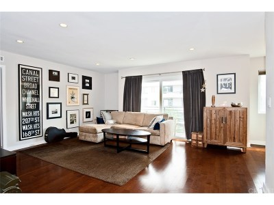 Beverlywood Vicinity (C09) Condo/Townhouse For Sale: 811 South Bedford Street #301
