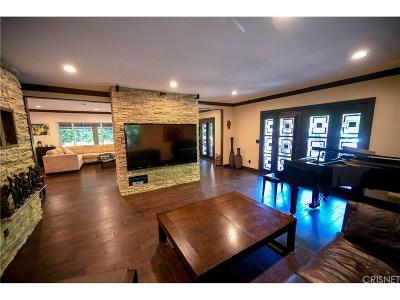 Sherman Oaks Single Family Home For Sale: 4410 Mammoth Avenue
