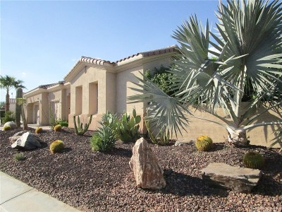Indio Single Family Home For Sale: 81650 Camino Montevideo