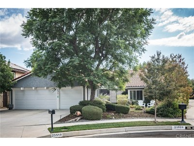 West Hills Single Family Home Sold: 23518 Elkwood Street