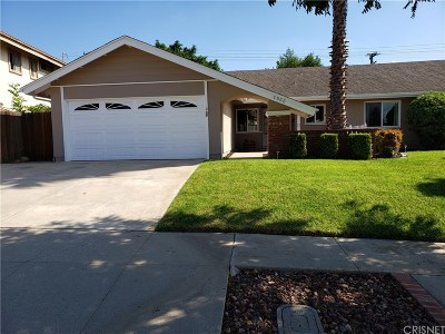 Camarillo Single Family Home For Sale: 2066 Dwight Avenue