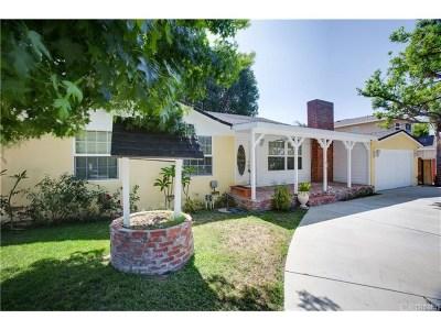 Northridge Single Family Home For Sale: 8844 Paso Robles Avenue